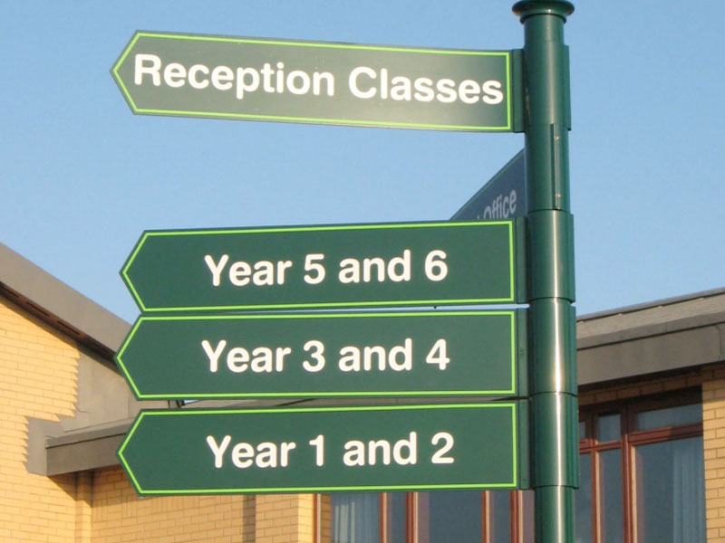 directional-school-signs