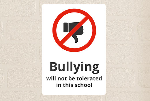 bullying-will-not-be-tollerated-sign