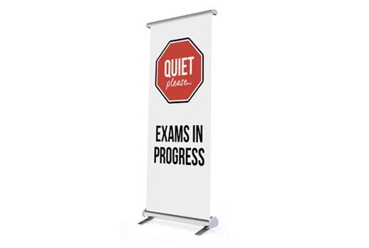 quiet-please-exam-banner