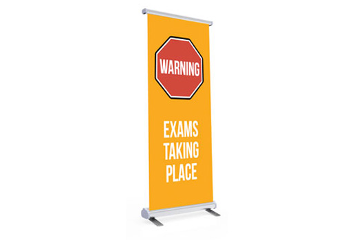 warning-exam-banner